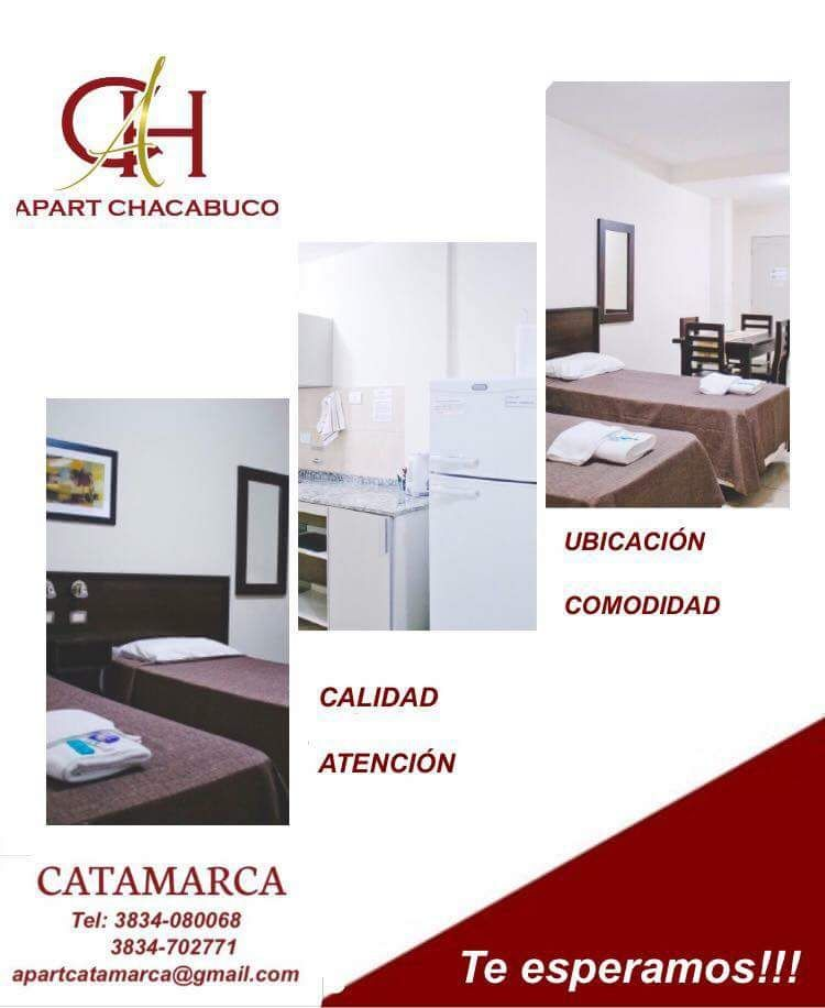 Chacabuco Apart Hotel